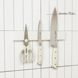 모노플랫 ctrl+v 무타공 자석칼걸이 30cm 1입 주방정리용품