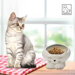 강아지 고양이 밥그릇 물그릇 세라믹 도자기 식기