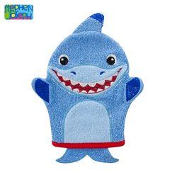 캐릭터 목욕타월 - 상어