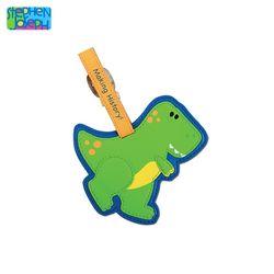 네임택 - 공룡