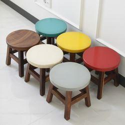 레인트리 미니 스툴 (유아의자화분받침의자 등) - 6color