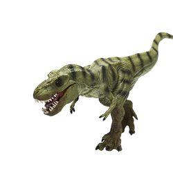 티라노사우루스 티렉스 소형 그린 공룡 피규어