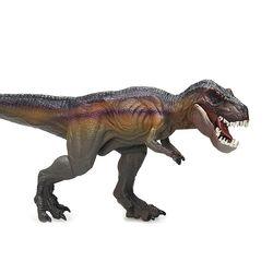 티라노사우루스 티렉스 대형 브라운 공룡 피규어
