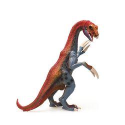 테리지노사우루스 공룡 피규어