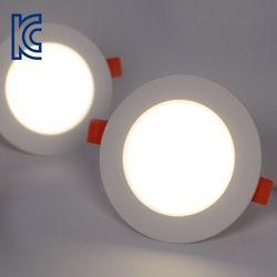 (HC) LED 3인치 다운라이트 5W IC타입 매립등 매입등