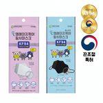KF94 국내산 원부자재 엠에이치케어 소형 100매