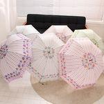 포레스트레이크 파스텔공주풍 장 우산 5color