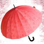 포레스트레이크 파스텔 벚꽃 장 우산 5color