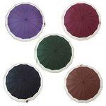 옐로우몬스터 투톤5색 장 우산 5종택1