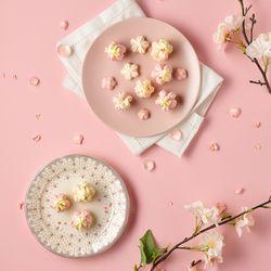 피나포레 순백설탕 벚꽃 마카롱 DIY 키트