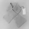 Maille Cashmere Wool Petit Muffler