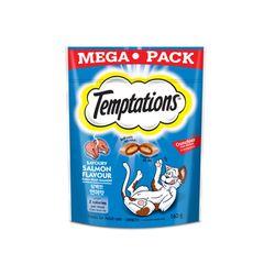 템테이션 메가팩 담백한 연어맛180g고양이간식