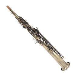 소프라노 색소폰 일체형 엔틱 섹소폰
