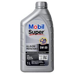 (PMC)모빌 슈퍼3000 5W-30 1L 가솔린 LPG 디젤 엔진오일