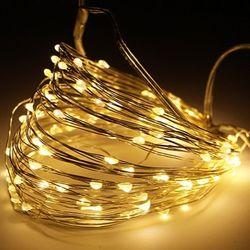 LED 와이어 전구 5M 50구