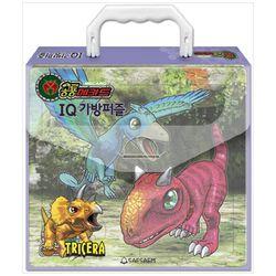 [새샘] 공룡메카드 IQ 가방퍼즐