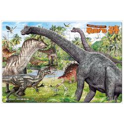 [새샘] 쥐라기 공룡 8절 퍼즐