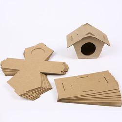 반제품-새집(10개)종이새집만들기종이집만들기