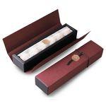 (인디고샵)큐어리스 메탈릭 브론즈 초콜릿 6구 상자 (4set)