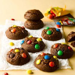 피나포레 x 자도르 M&M 초콜릿 쿠키 만들기 DIY 키트