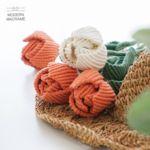 튤립 꽃 diy 키트 마크라메 재료