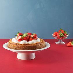 [피나포레x도레도레 ] 딸기 치즈케이크 DIY 키트 (딸기 포함)