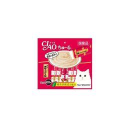 이나바 챠오 츄루 참치해물믹스맛 14g x 20p
