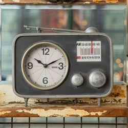 E1022201 라디오 탁상시계