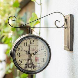E1022203 에펠탑 양면 시계