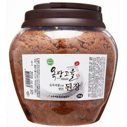 영광 옥당고을 순우리콩으로만든 된장 3kg