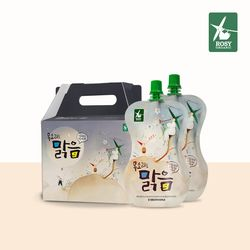 목소리도맑음 배도라지&푸룬 착즙주스 1박스(15팩)