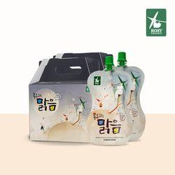 목소리도맑음 배도라지&푸룬 착즙주스 2박스(30팩)
