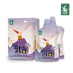 유기농목소리도맑음 배도라지 푸룬 주스 2박스(20팩)