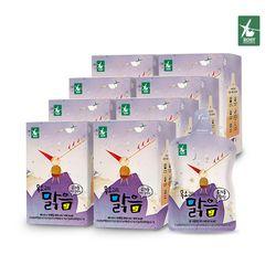 유기농목소리도맑음 배도라지 푸룬 주스 8박스(80팩)