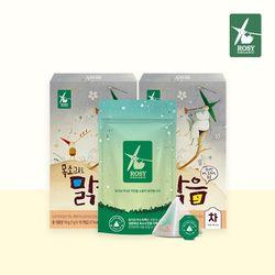 목소리도맑음 배도라지&푸룬 고소한 티백 2박스(20팩)