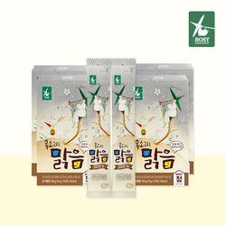 목소리도맑음 배도라지&푸룬 달콤한 청 4박스(40포)