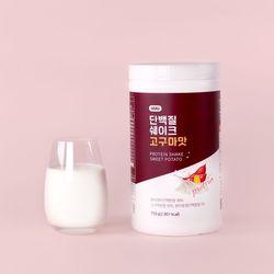 [특가] UUU 단백질쉐이크 고구마맛 750g