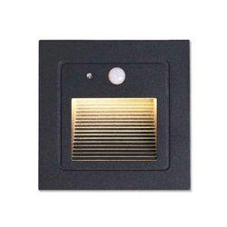 LED Q84 외부 센서 매입벽등 3W