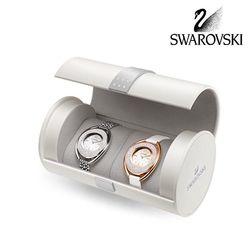 스와로브스키 화이트 컬렉션 크리스탈 시계 보관함 5276646-1