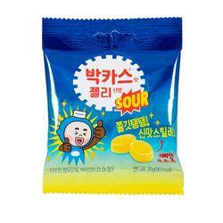 박카스맛 젤리 신맛 26g 10개 세트