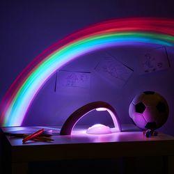 어메이징 레인보우 LED 프로젝터 무지개 조명 무드등