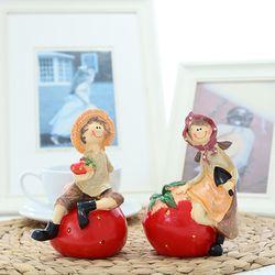 딸기 꼬마 2P 세트