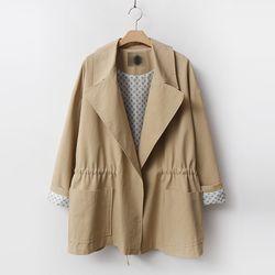 Grbardine Trench Jacket