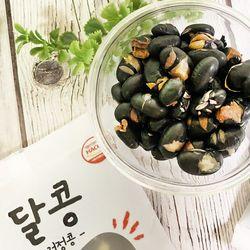 (정선드림) 달콩 검정콩 미니 1세트 (10gx10봉)