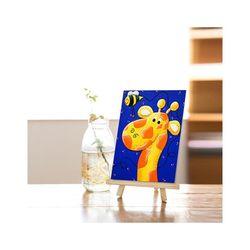 메탈투어 DIY 보석십자수 기린과꿀벌 10x15