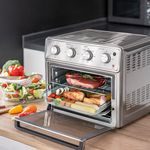 스텐 에어프라이어 오븐 + 풀세트 25리터 OCS-AO2500