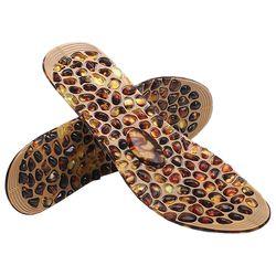 양면 지압깔창 지압슬리퍼 발지압 깔창 기능성 신발