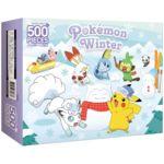 포켓몬스터 500피스  직소 퍼즐 포켓몬 윈터