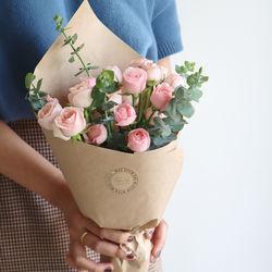 자나로즈 꽃다발