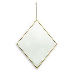 골드 다이아몬드 프레임 벽거울